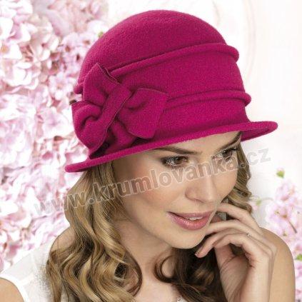 Dámský vlněný klobouk