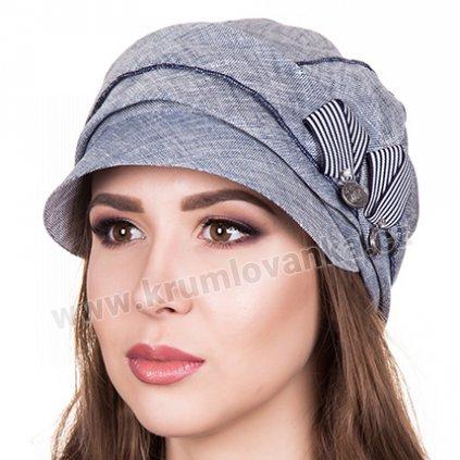 412551 river blue flax visored bandana 3 tit2