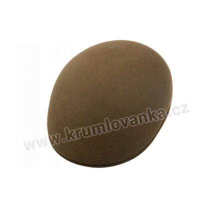 Pánská plstěná čepice TONAK 610014 khaki Q5001