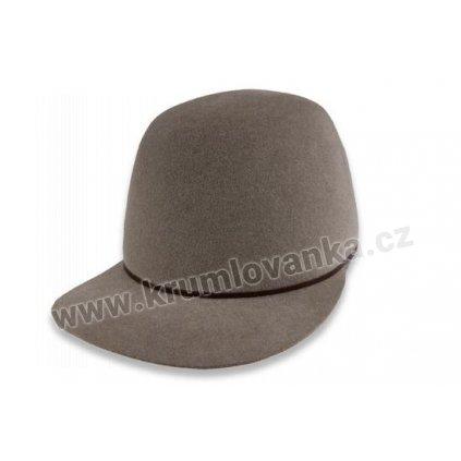 Plstěná čepice TONAK Sport hat New York 21104/15 šedá 1180