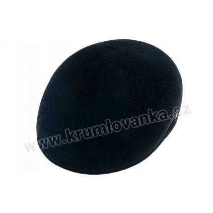 Plstěná čepice TONAK 1007 černá Q 9030