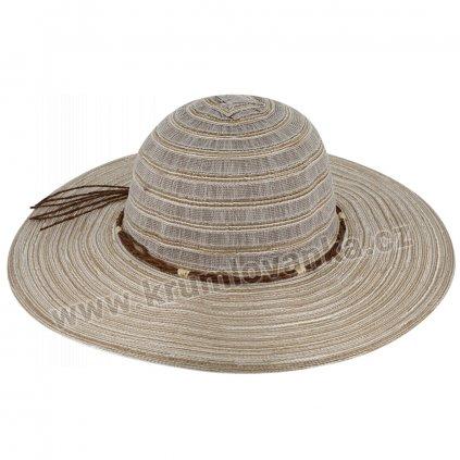 Letní dámský klobouk Big Brim 67941
