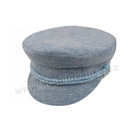 Captain Hat Sense TONAK 034/19 modrá CLEN006