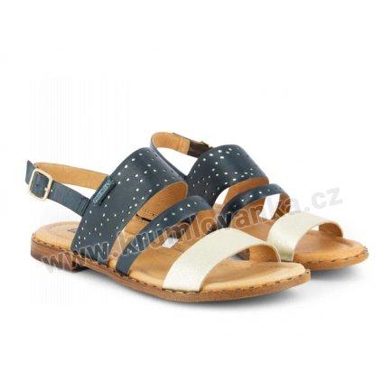 Dámské sandále PIKOLINOS W0X-0557 modré