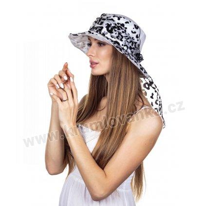 Dámská letní čepice s kšiltem Krumlovanka 4441449