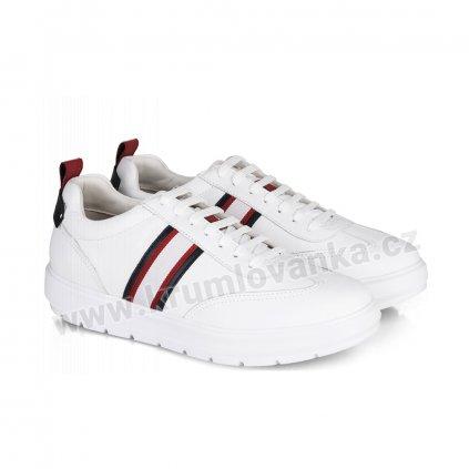 Pánské boty GEOX U926XD bílé
