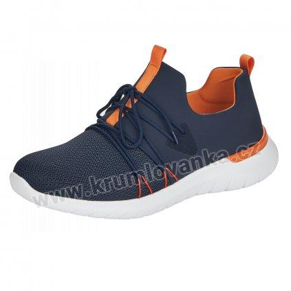 Dámské Sneakersy REMONTE R5700-14 Blau Kombi