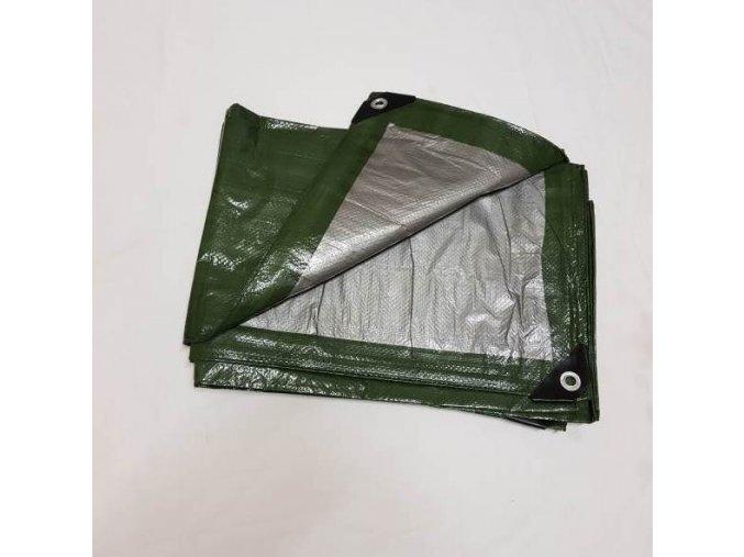 kryci plachta zelena 8x10 130g 2