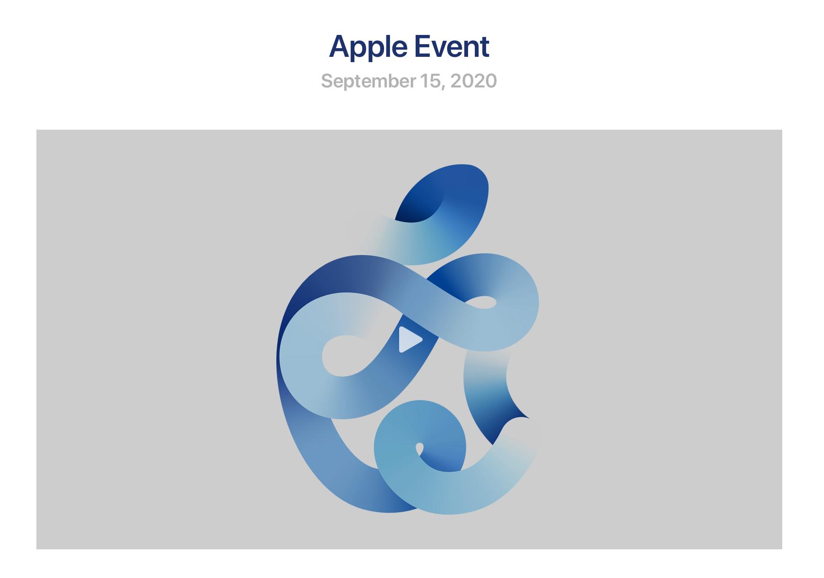 Apple Event 2020 - živě
