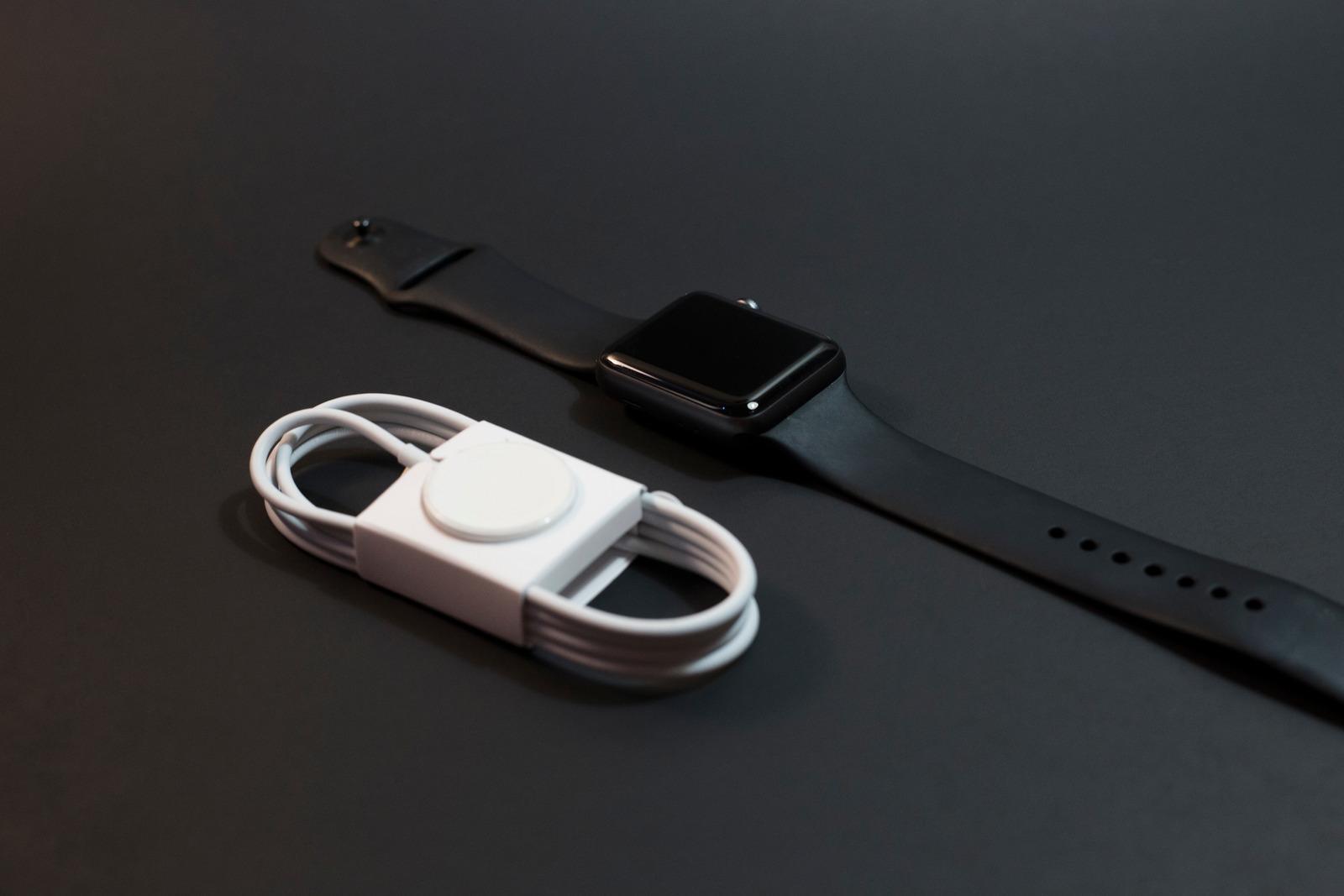 Apple Watch jako klíčenka na hesla