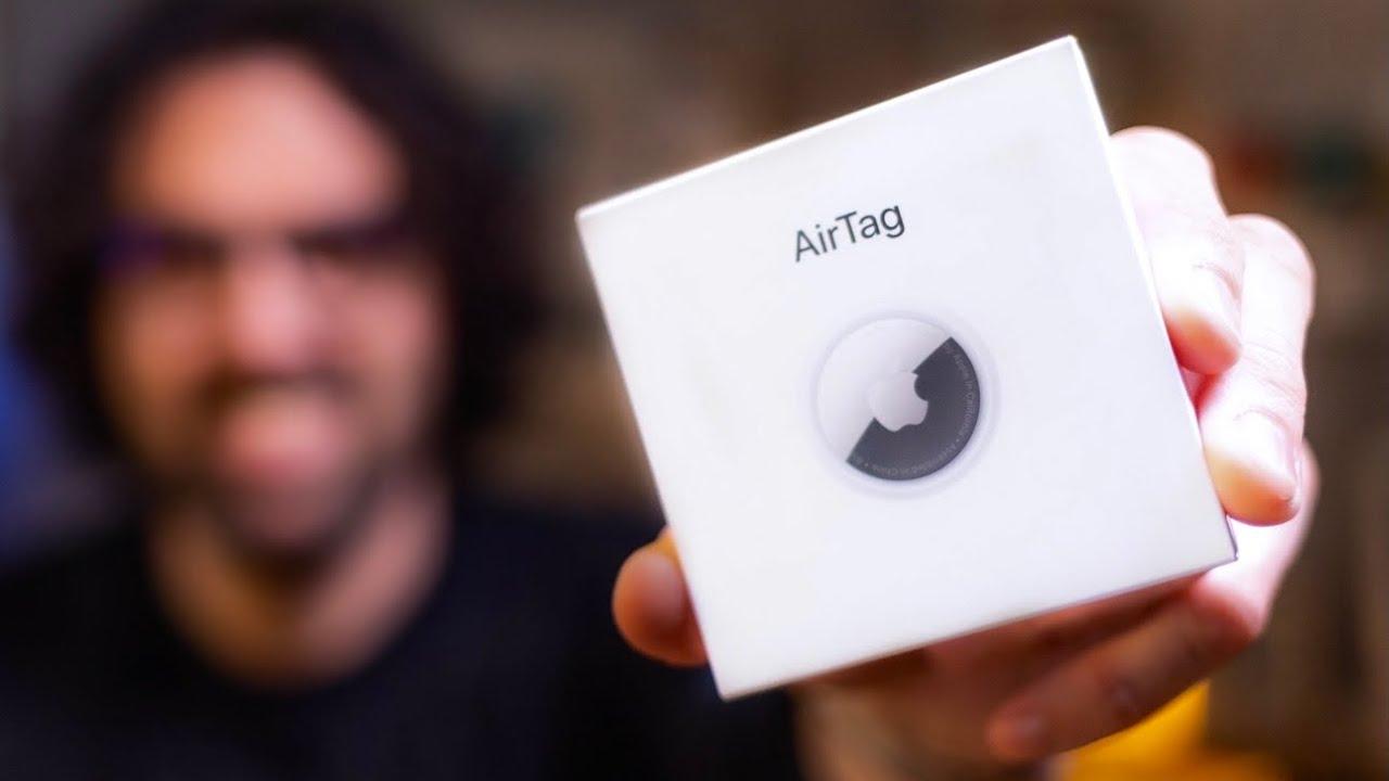Video: AirTag a vhodné příslušenství k němu