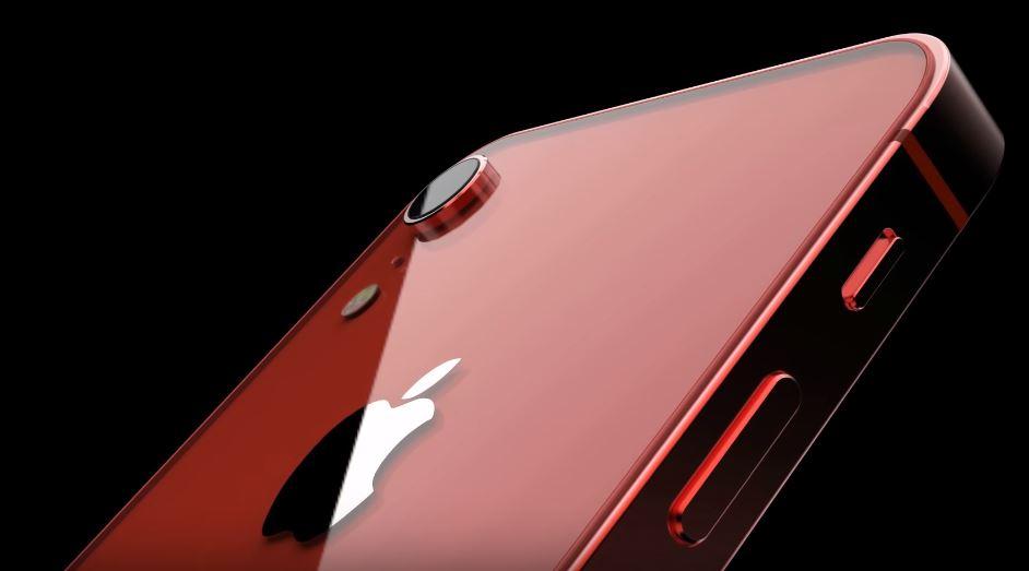 Prohlédněte si koncept nového iPhone SE 2
