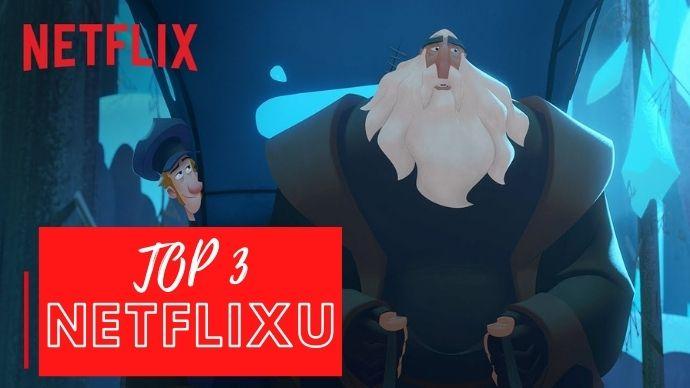 TOP 3 vánoční tipy na Netflixu
