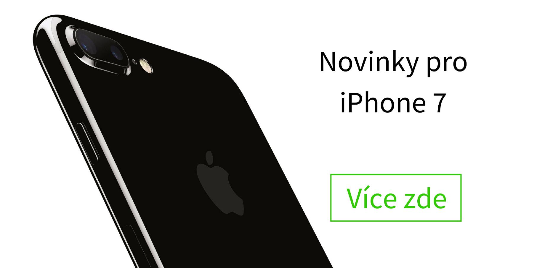 Kryty a pouzdra pro Apple iPhone 7
