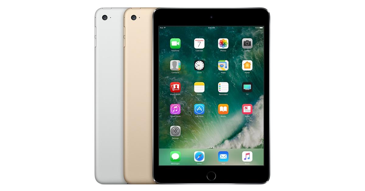 iPad Mini 1, 2, 3, 4 (retina)