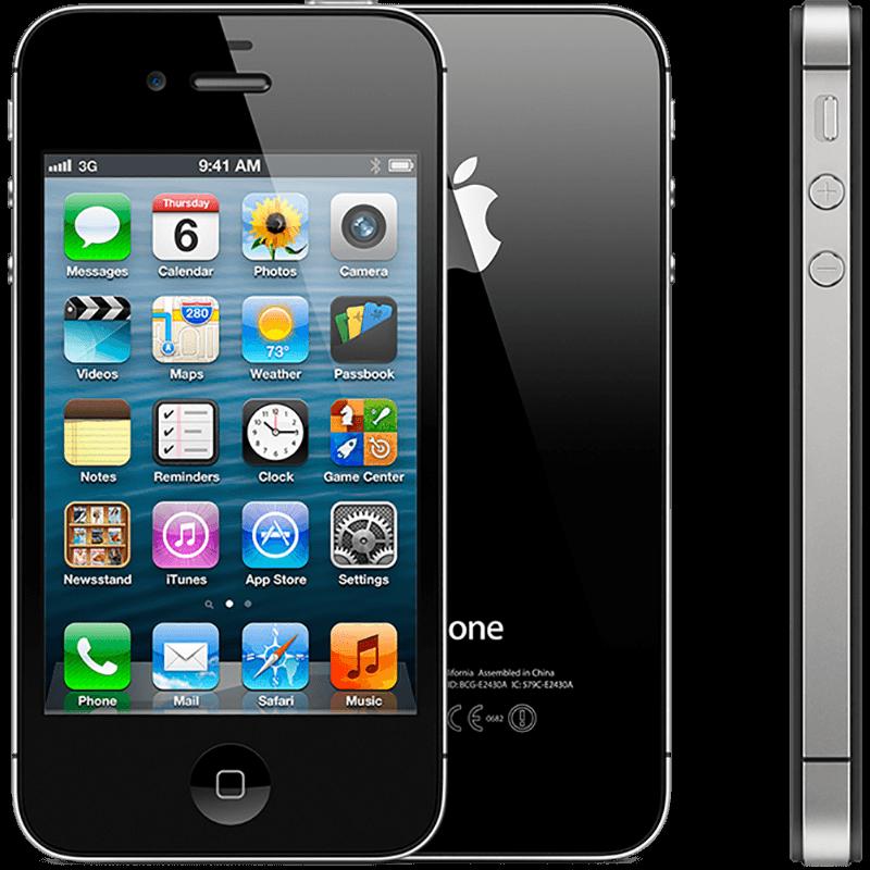 Tvrzené a ochranné sklo pro iPhone 4 / 4S