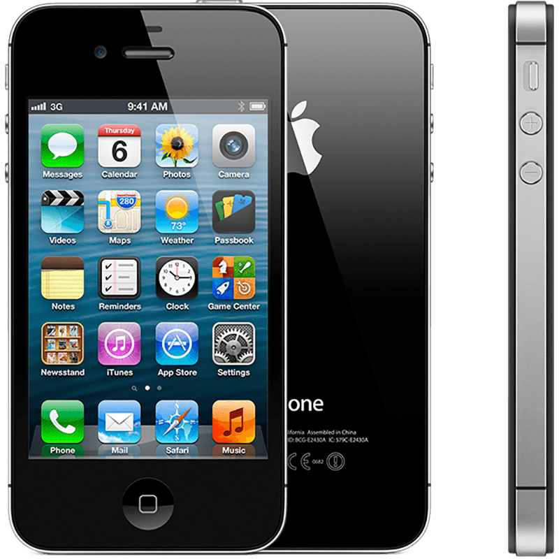 Kryty a obaly pro iPhone 4 / 4S