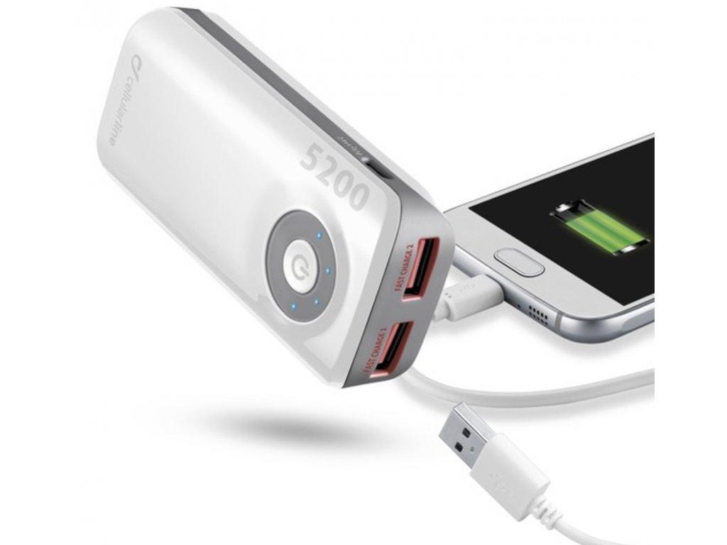 Externí baterie pro mobilní telefony a tablety