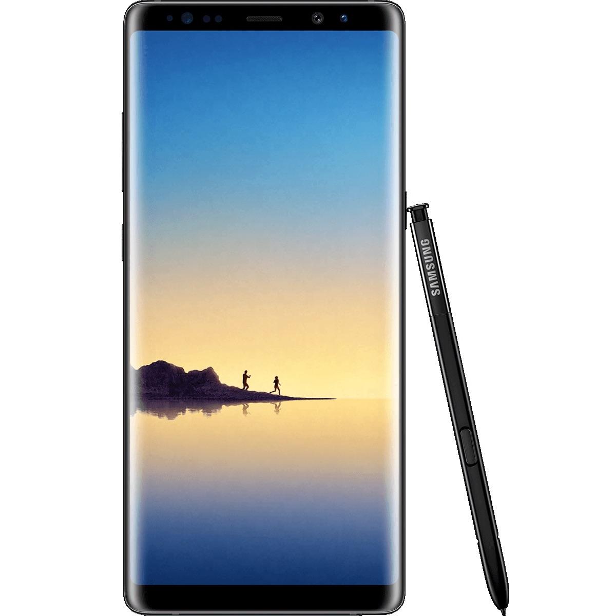 Tvrzené a ochranné sklo pro Samsung Galaxy Note 8