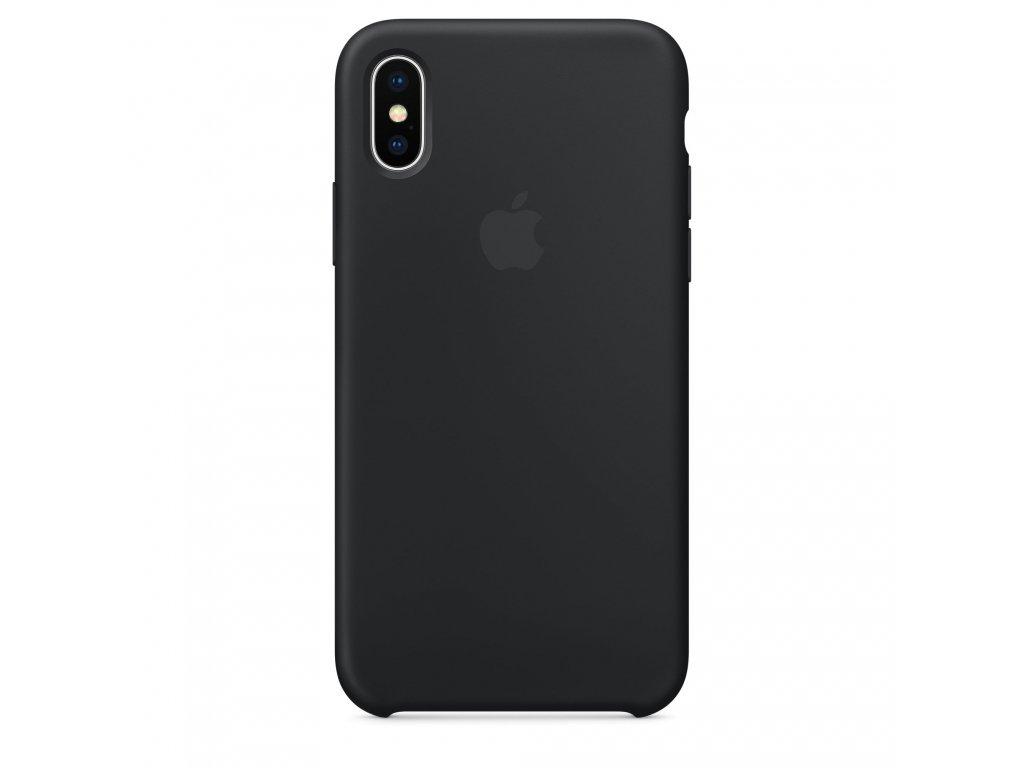 Apple originální silikonový kryt na iPhone X 444630727e7