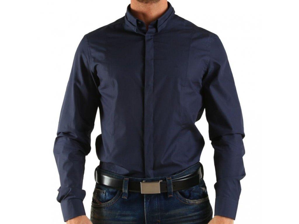 Calvin Klein pánská košile Dark Gray velikost M - 41 16 - Kryteo.cz b343186c1e
