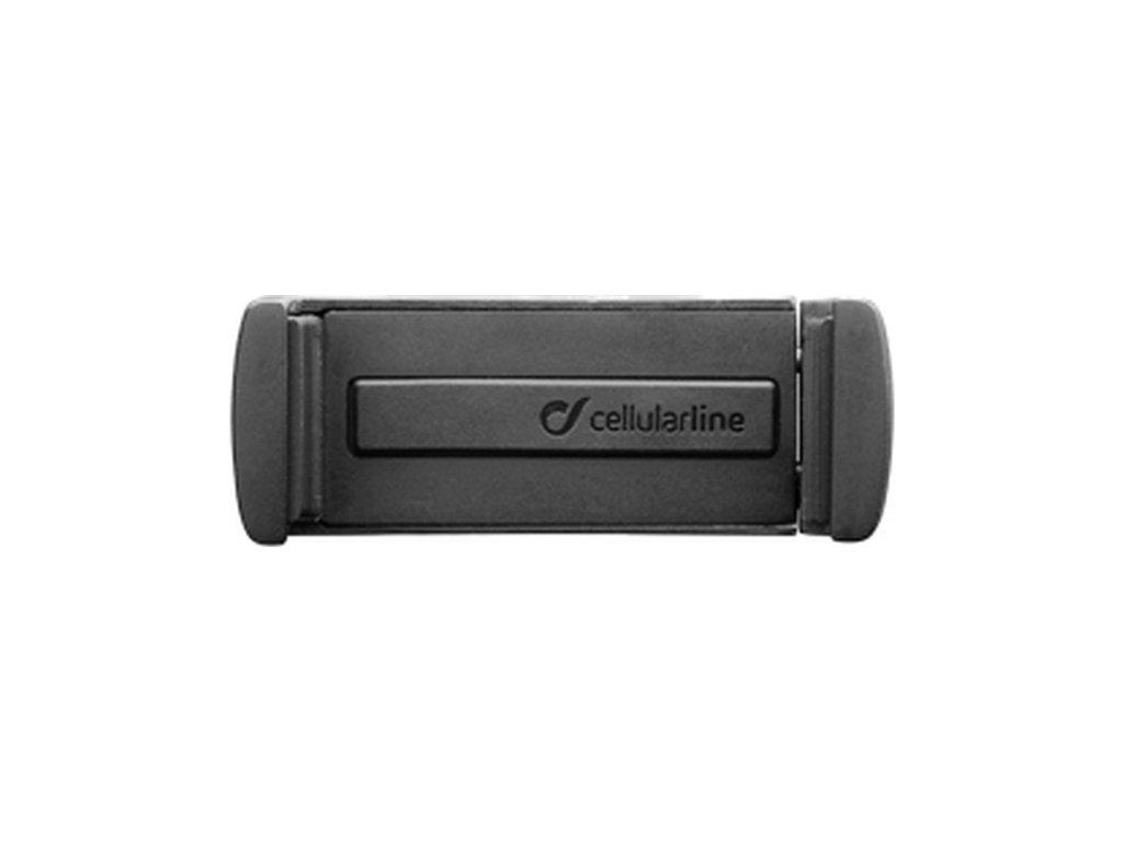 Univerzální držák do ventilace Cellularline Handy Drive, černý