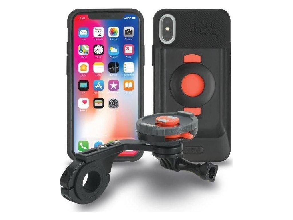 TigraSport FitClic Bike Kit Forward - iPhone X/XS