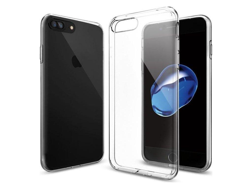 Spigen Liquid Crystal, clear - iPhone 8+/7+