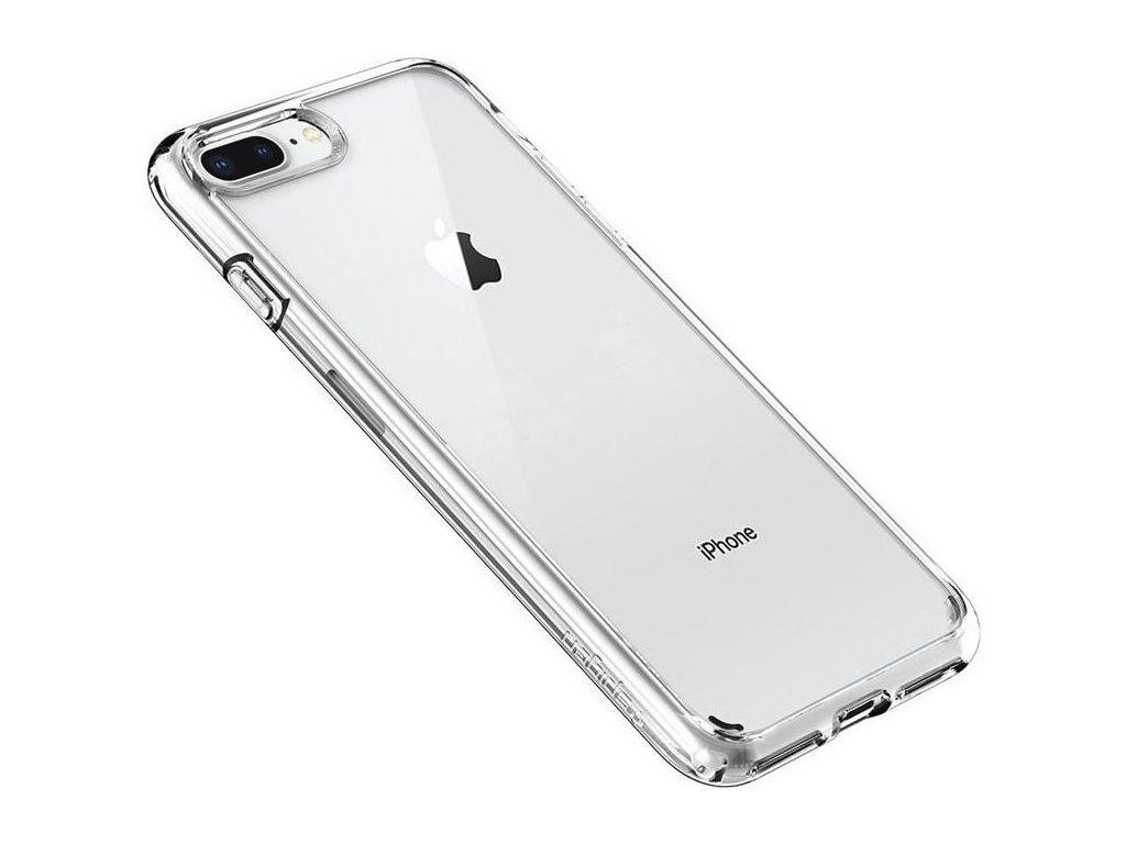 Spigen Ultra Hybrid 2, clear - iPhone 8+/7+