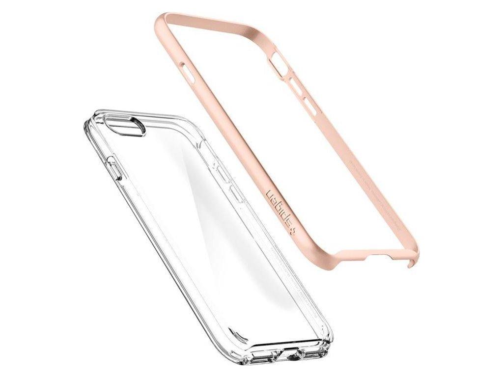 Spigen Neo Hybrid Crystal 2, gold - iPhone SE/8/7