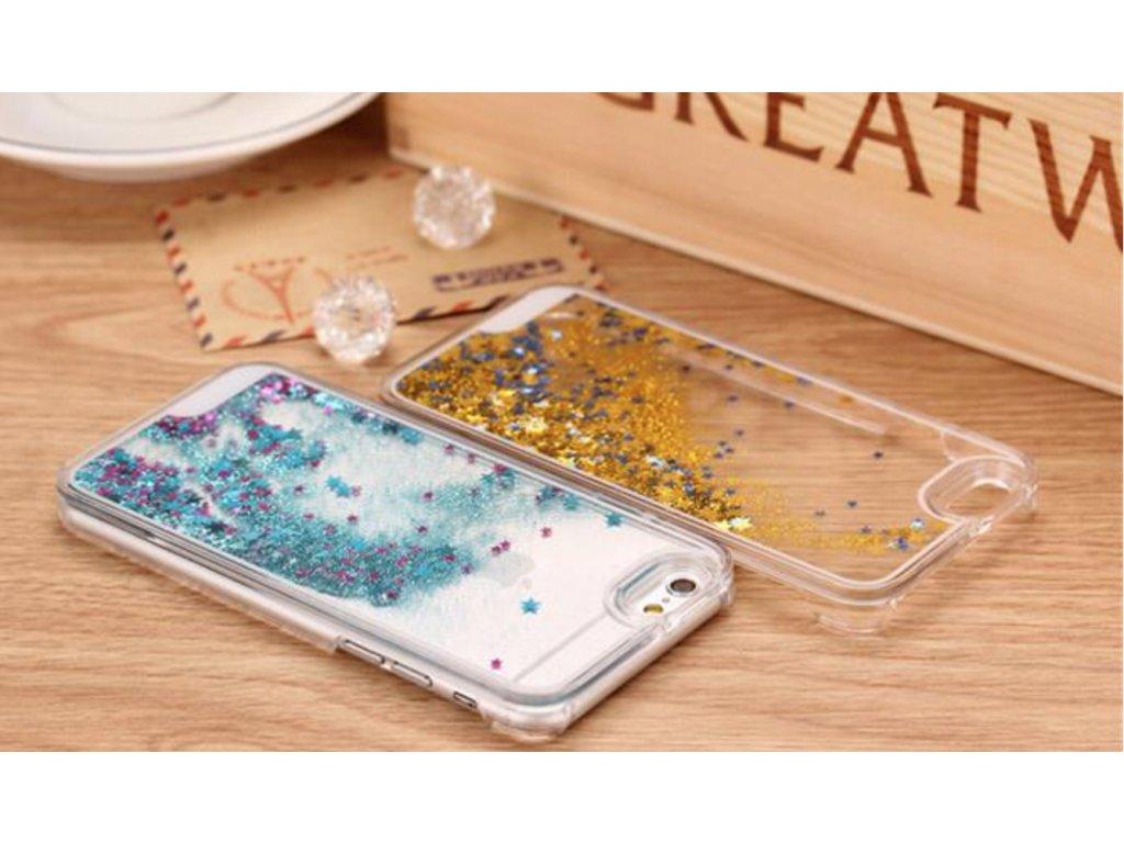 Kryt Sand Stars pro iPhone 6/6S (Barva Zlatý)