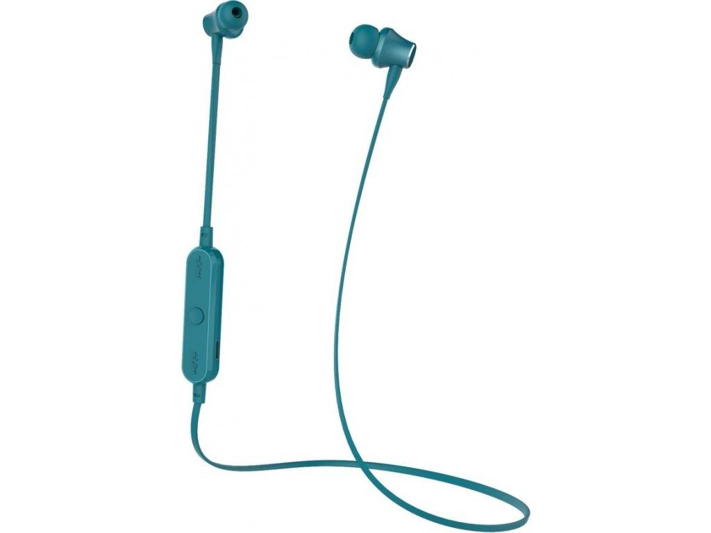Bluetooth Stereo sluchátka CELLY, tyrkysové