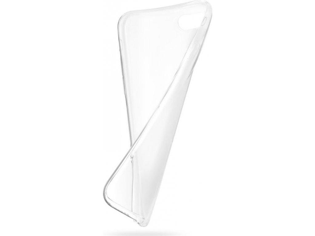 Ultratenké TPU gelové pouzdro FIXED Skin pro Samsung Galaxy Note 9, 0,6 mm, čiré