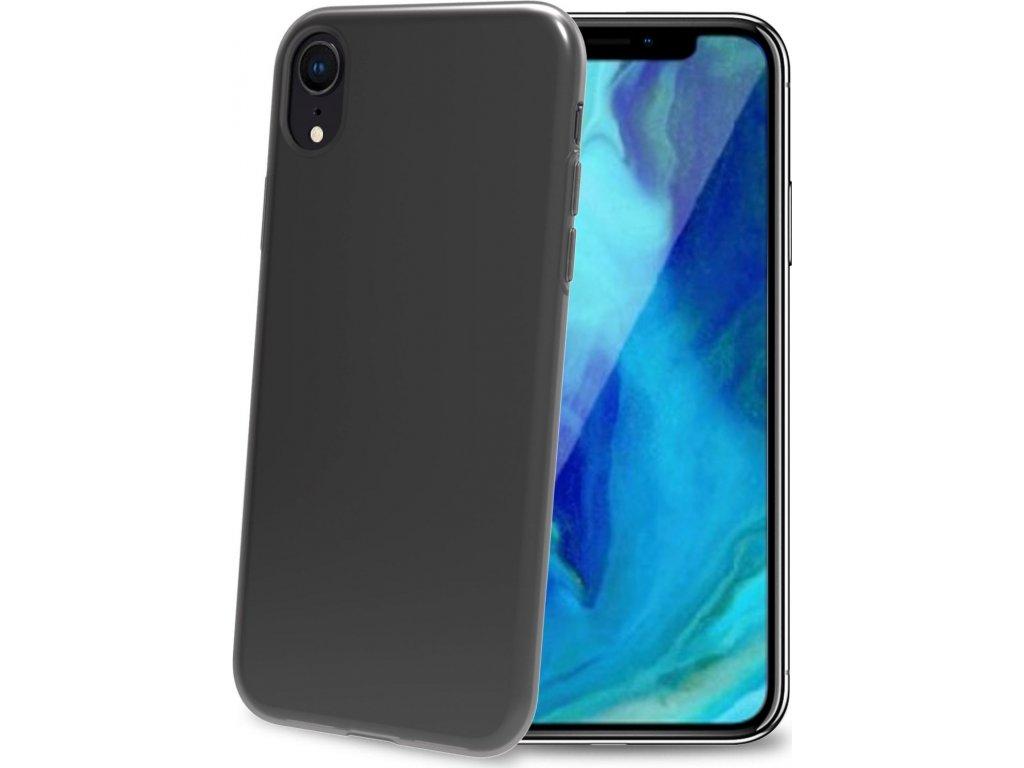TPU pouzdro CELLY Gelskin pro Apple iPhone XR, černé