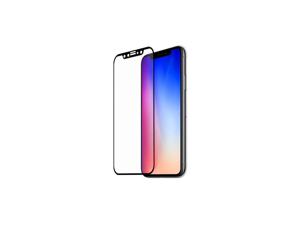 3D sklo cerne iphone X