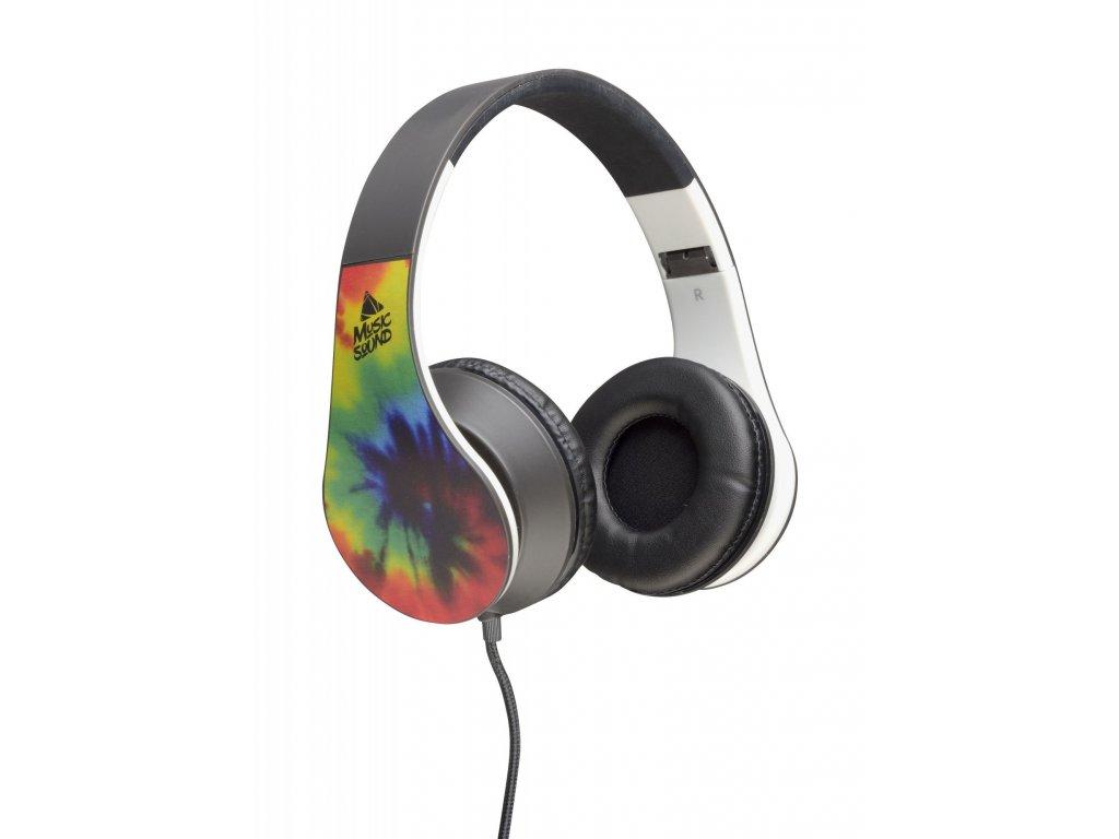 4e3ce769ae2 Sportovní čelenka s integrovanými stereo sluchátky Cellularline EARBAND