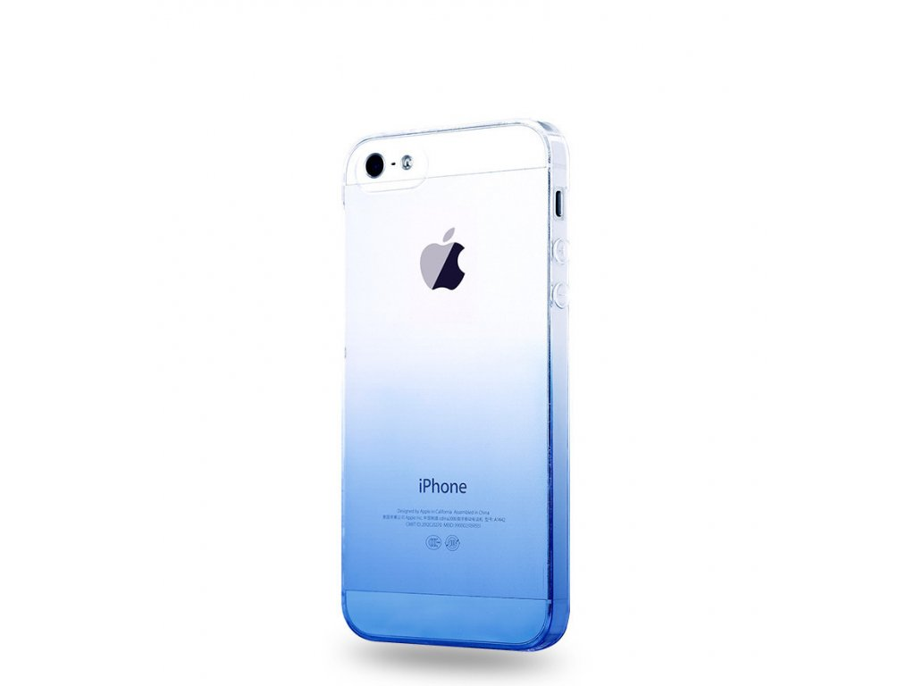 Kryt KISSCASE Gradient pro Apple iPhone 5 5S SE f9e4120a3d9