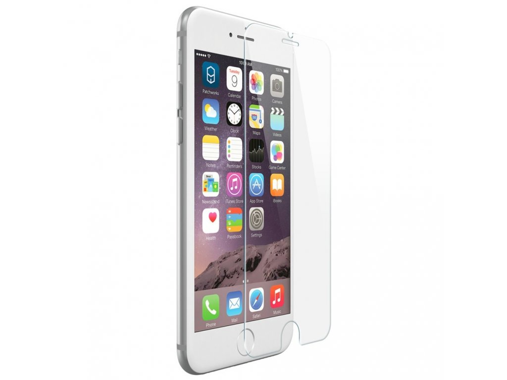 Tvrzené sklo Clearo pro ochranu displeje pro iPhone 7/8