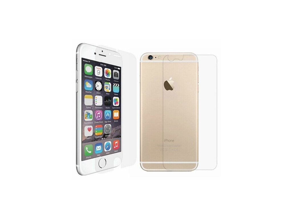 213 folie complete cover pro iphone 6 plus predni zadni