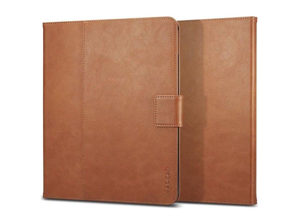 Spigen Stand Folio, brown - iPad Pro 11