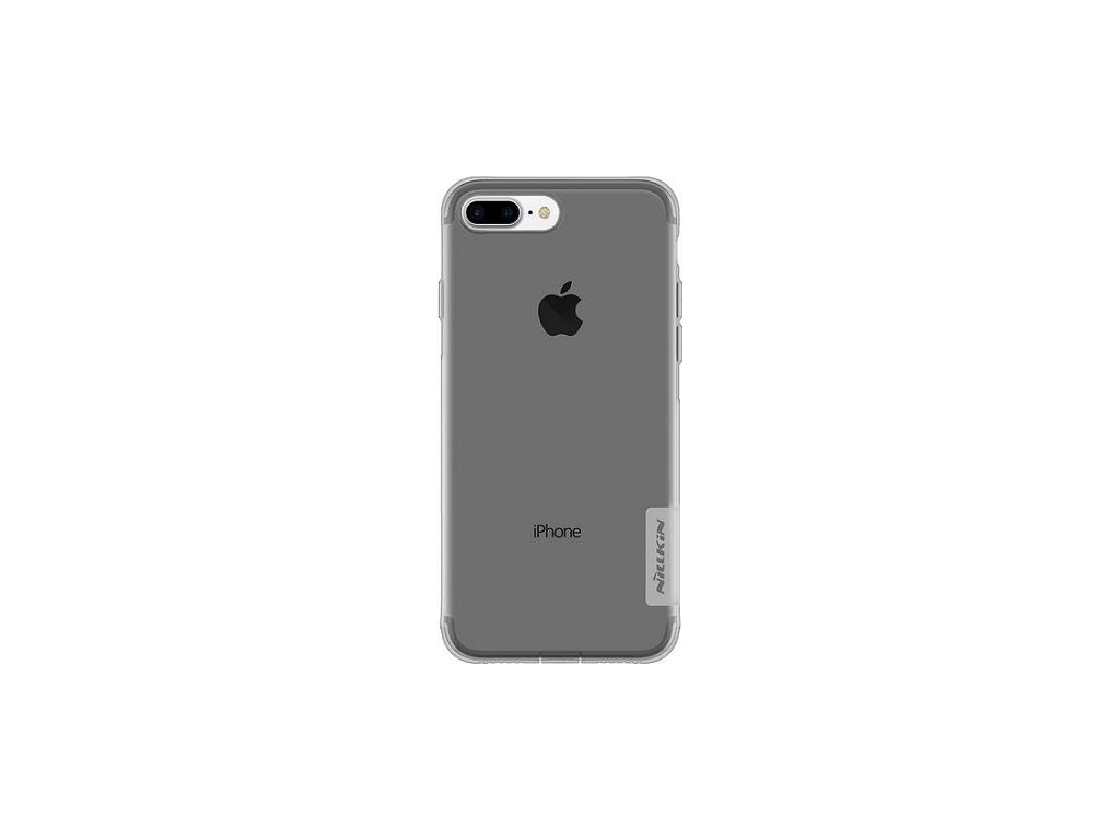 Nillkin Nature TPU Kryt Grey pro iPhone 7/8 Plus