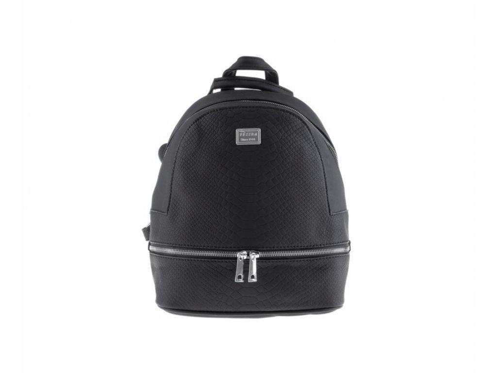 Tessra dámský batoh 4026 TS, černý