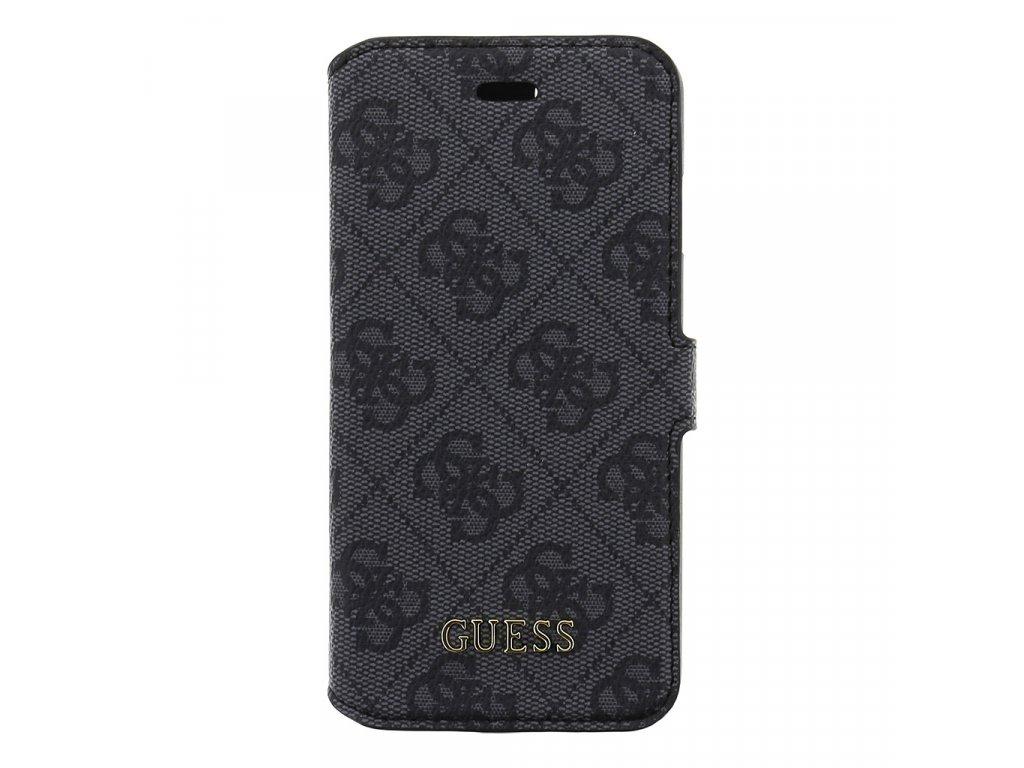 Pouzdro Guess 4G Book Grey pro iPhone 7 8 6 6S - Kryteo.cz ca6eaf2b75c