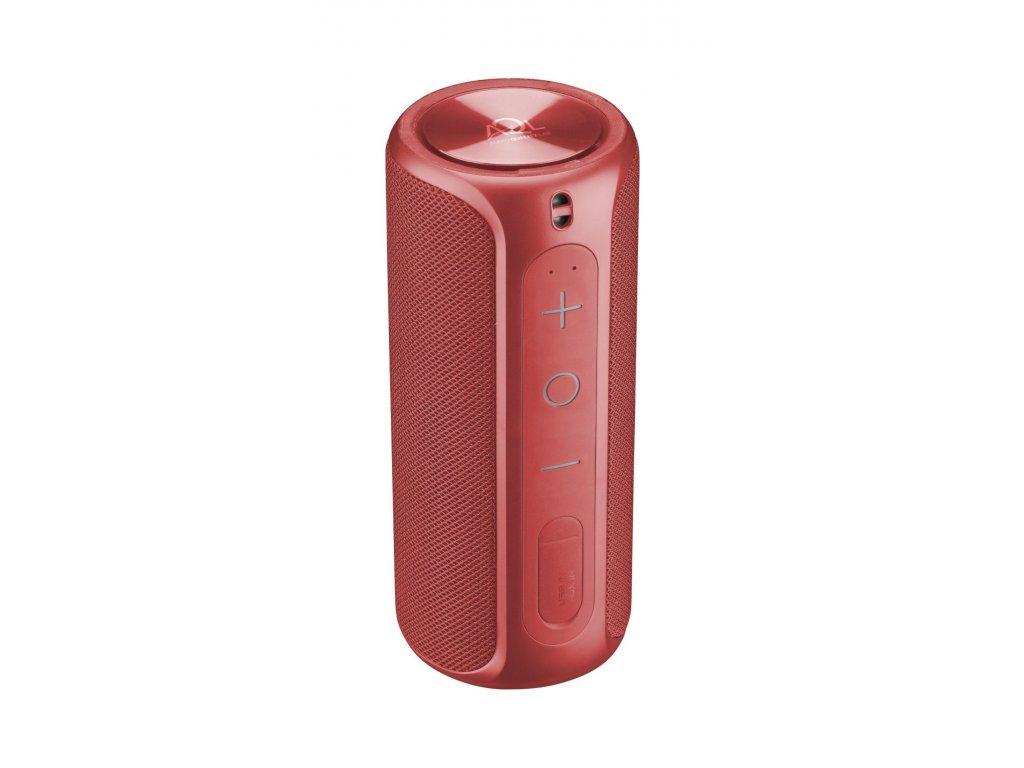 Bezdrátový voděodolný reproduktor CellularLine Thunder, AQL® certifikace, červený