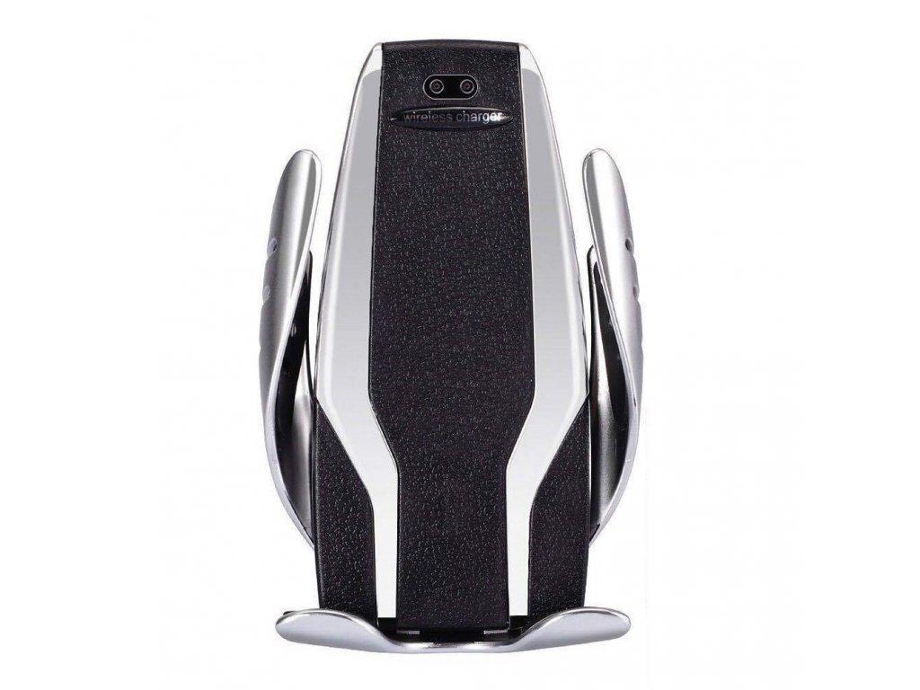 s6 wireless drzak s bezdratovym nabijenim a senzorem do auta pro iphone