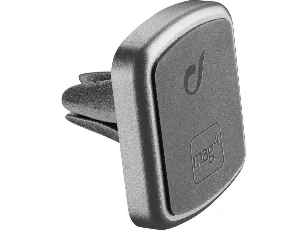 Magnetický držák do ventilace Cellularline Mag4 Handy Force PRO, černý