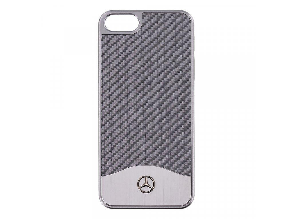 Kryt Mercedes Carbon Silver pro iPhone 5 5S SE - Kryteo.cz 9b0930d5ea7