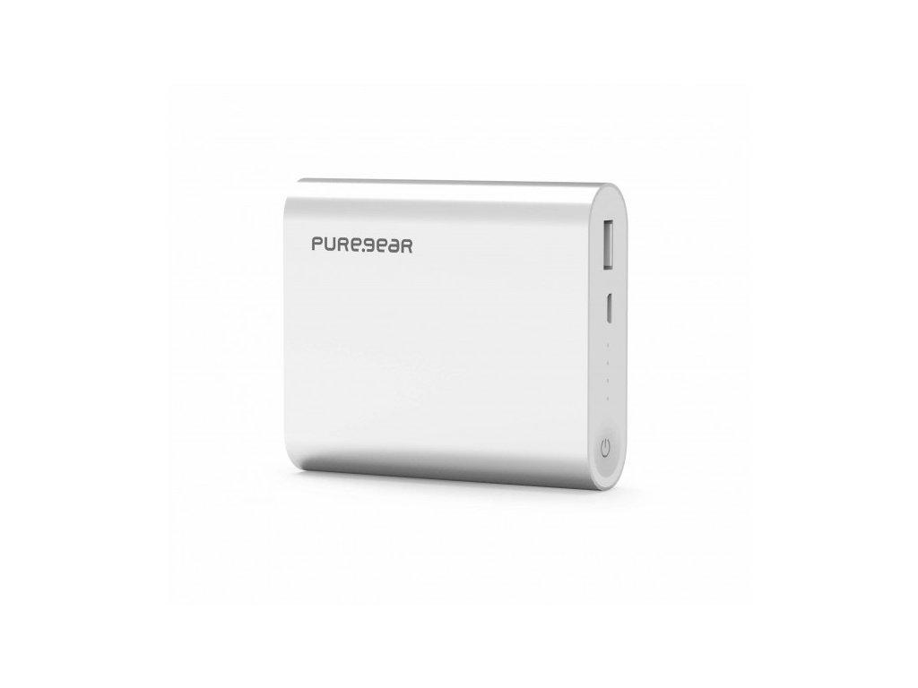 328(4) externi baterie puregear purejuice 10400 mah stribrna