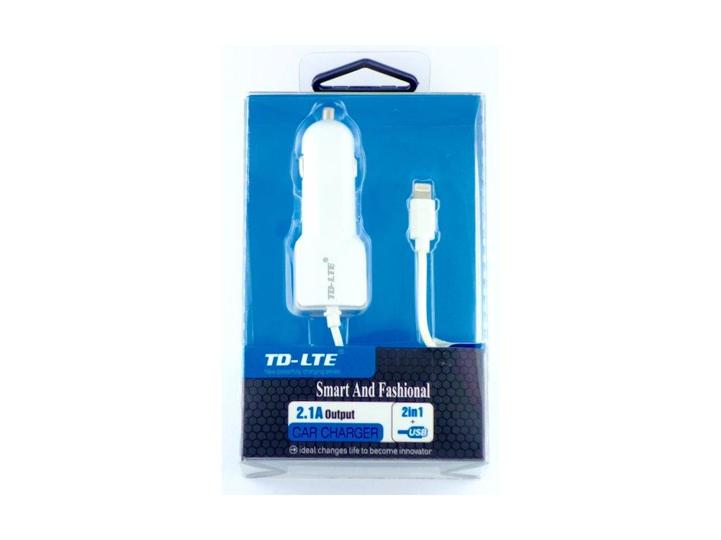 348(1) autonabijecka td lte 2v1 s usb a lightning kabelem