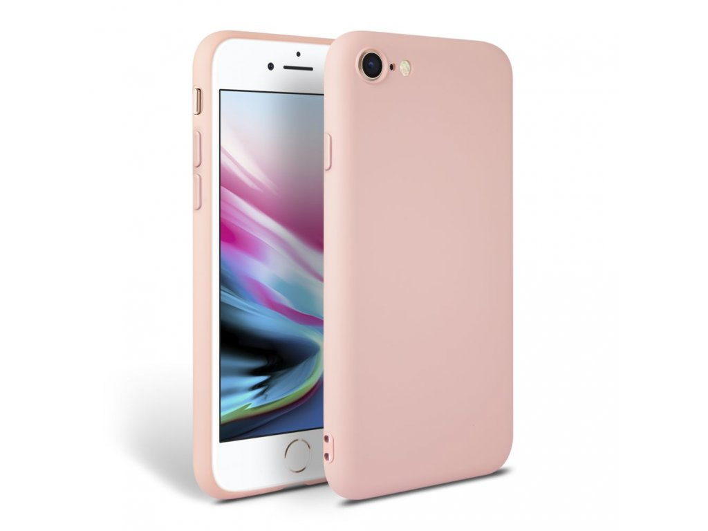 Tech-Protect kryt ICON pro iPhone 7/8/SE 2020, pink